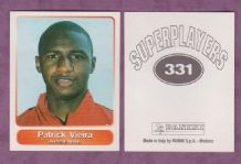 Arsenal Patrick Vieira France 331
